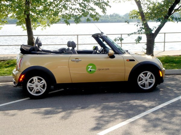 Zipcar Faces Paying More for Fewer of DC's Curbside Spaces