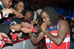 Wale Tiptoes Out of Ballet
