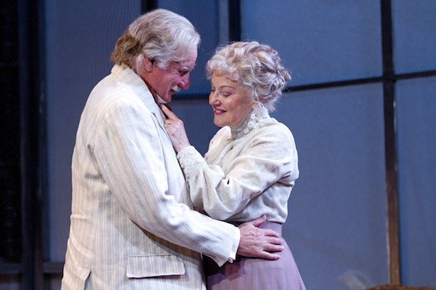 """Theater Review: """"Long Day's Journey Into Night"""" at Arena Stage"""