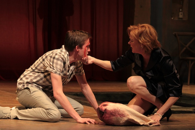 """Theater Review: """"Crown of Shadows: The Wake of Odysseus"""" at Round House Theatre"""