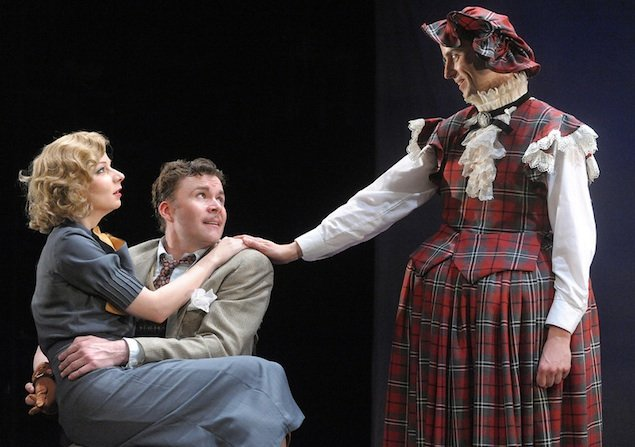 "Theater Review: ""The 39 Steps"" at Olney Theatre Center"