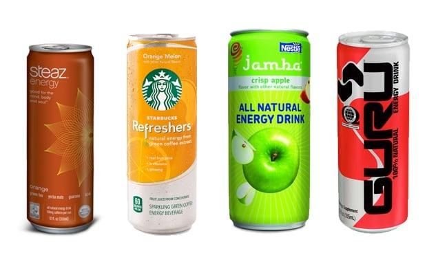 Energy Drink Inhaler