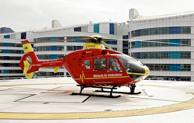Do Helicopters Do a Better Job of Saving Lives?