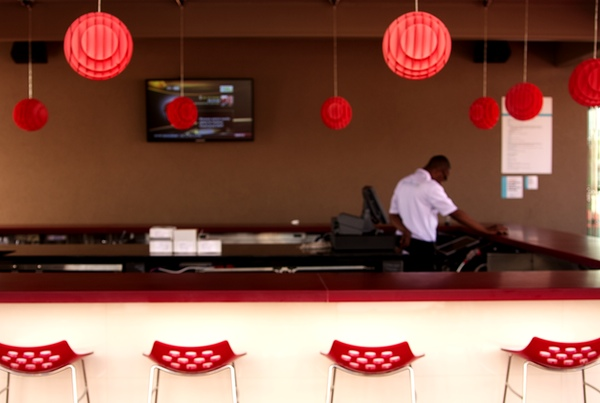 Food and beverage services are available for members and guests.