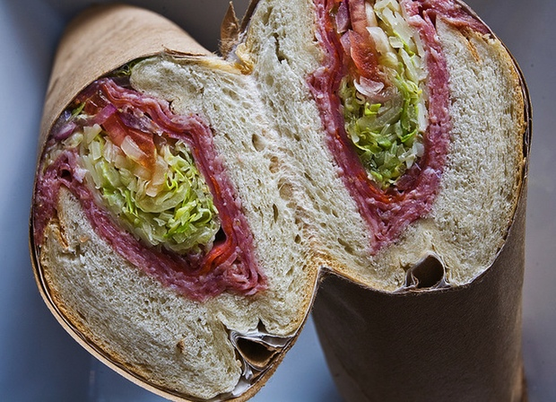The Healthiest (and Scariest!) Sandwiches and Salads at Taylor Gourmet