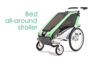 3 of the Top Jogging Strollers On the Market