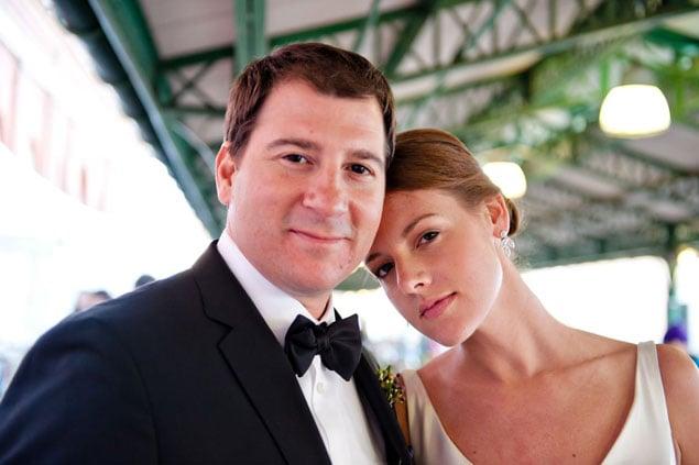 Real Weddings: Emily & John