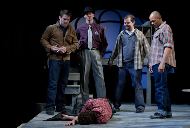 "Theater Review: ""On the Waterfront"" at American Century Theater"