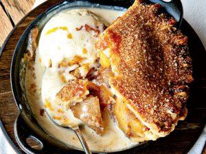 Mintwood Place: Alsatian Tart and Apple Pie