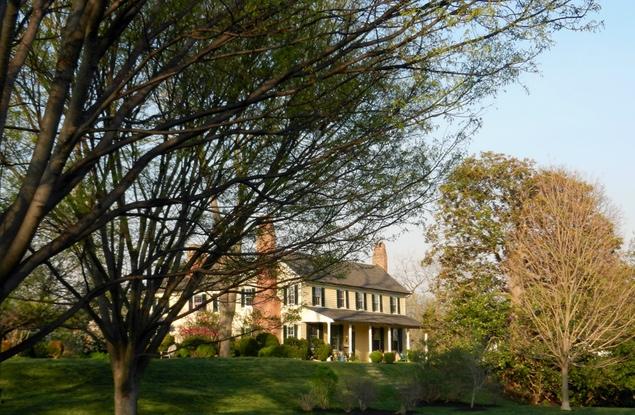 History for Sale: Cleveland Park's Rosedale Farmhouse