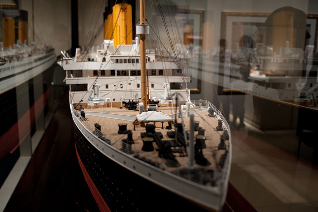 "Robert Ballard, Who Found the ""Titanic,"" Wants to Turn the Wreck Into a Museum (Pictures)"