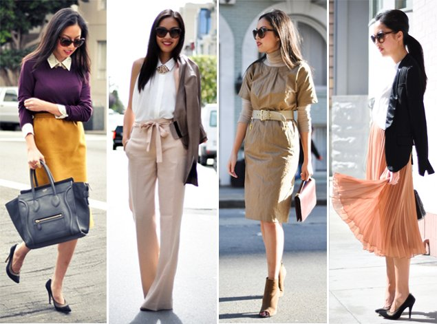 Fashion Icons in Other Cities: Meet Our Fave Work Style Blogger