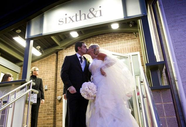 Real Weddings: Mary and Ian