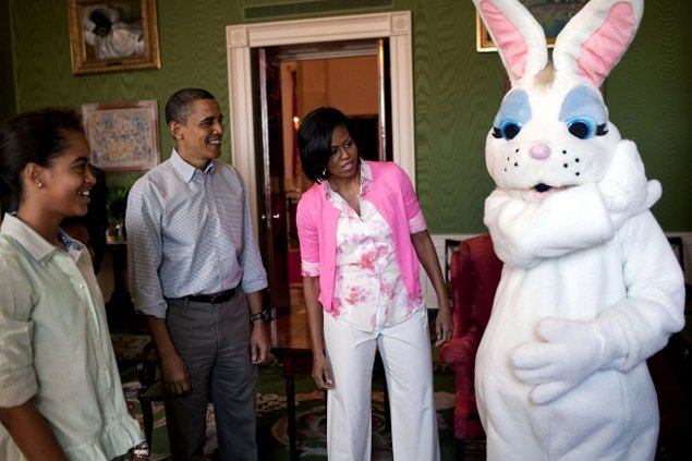 What Will Michelle Obama Wear to the White House Easter Egg Roll?