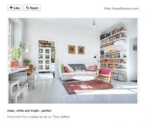 Pinteresting: Whites and Brights