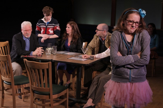 """Theater Review: """"The Big Meal"""" at Studio Theatre"""