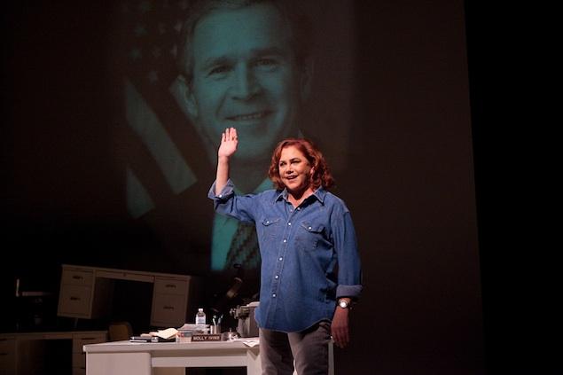 Kathleen Turner Brings Molly Ivins to Washington this Summer
