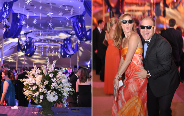 """Patriotic Glitz and Glam at """"Ball on the Mall"""" (Pictures)"""