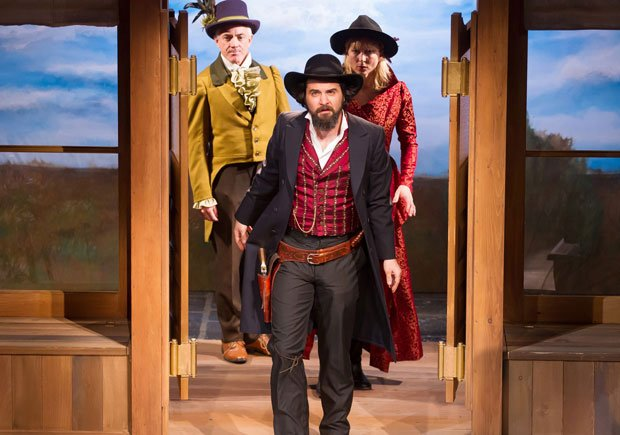 """Theater Review: """"The Taming of the Shrew"""" at Folger Theatre"""