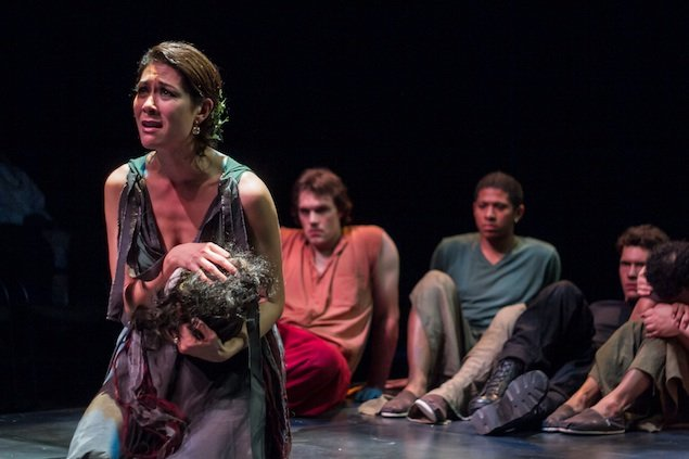 """Theater Review: """"The Bacchae"""" at Artisphere"""