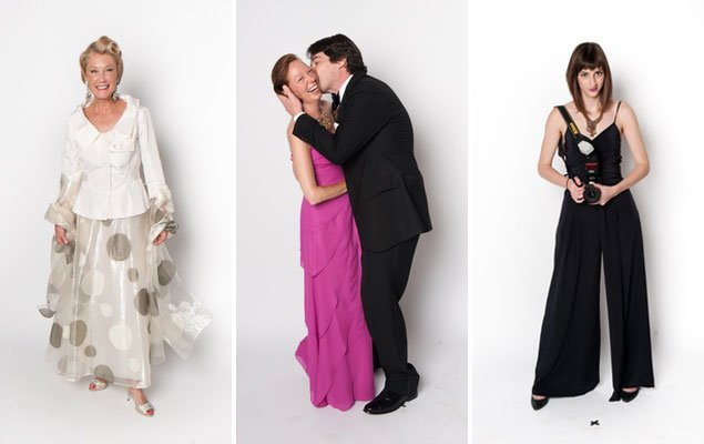 What They Wore to the Corcoran Ball (Photos)