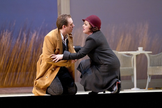 "Opera Review: ""Werther"" at the Kennedy Center"