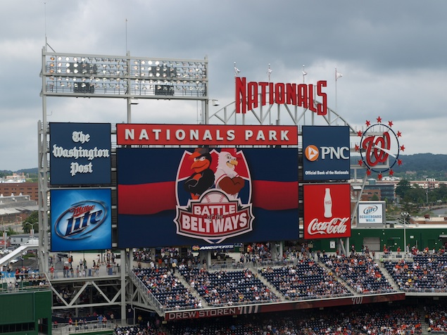 The Battle of the Beltways: In Need of Some Hatred?
