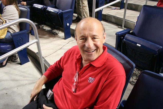 Stan Kasten Looks Back at the Nationals And Forward With the LA Dodgers