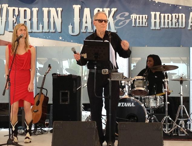 """Jim Kimsey Debuts """"Verlin Jack"""" at a Memorial Day Party"""