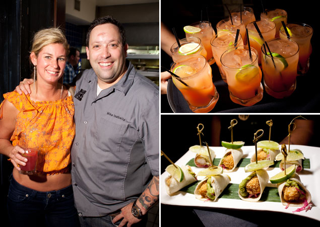 Bandolero's Opening-Night Food and Margarita Fest (Pictures)