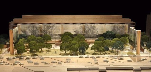 The Battle Over the Eisenhower Memorial Continues
