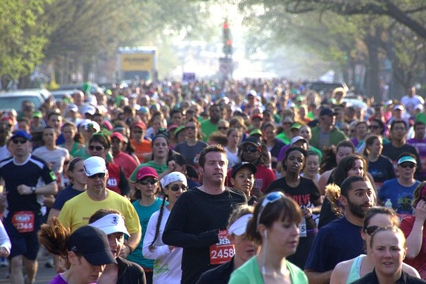 Proof That Running a Marathon Is Not Likely to Kill You