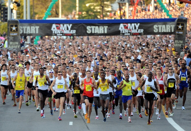 You Still Have a Chance to Run the Army Ten-Miler