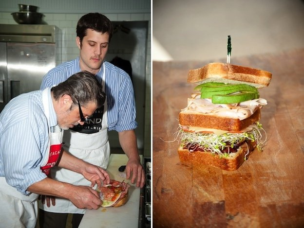 Jamie Stachowski is Now Serving Enormous Sandwiches in Georgetown (Pictures)