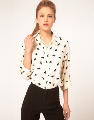 Printed Button-Ups