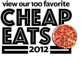 Cheap Eats 2012: Potato Valley Cafe