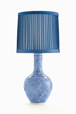 Batik Table Lamp, $480