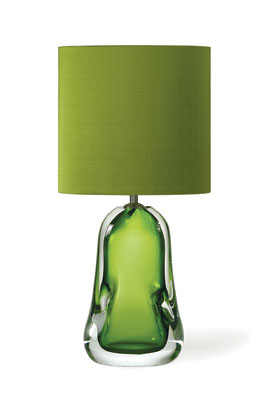 Perfume Bottle Lamp, $2,750