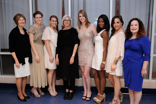 What Does Eileen Fisher Think of Our Local Fashion Design Talent?