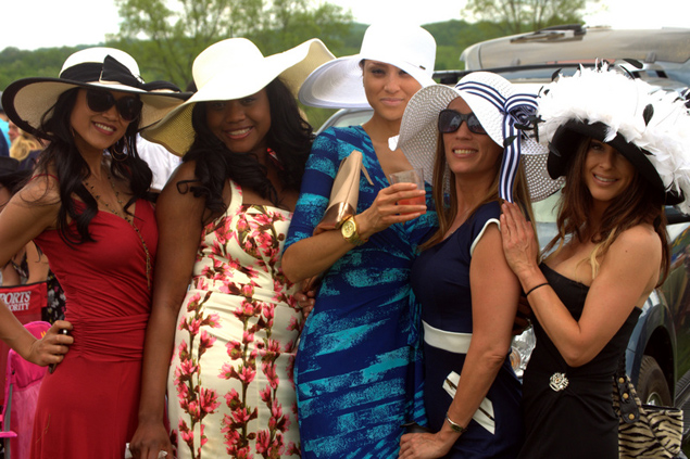 Fashion Recap: The Best Looks (and Craziest Hats) We Spotted at Virginia Gold Cup
