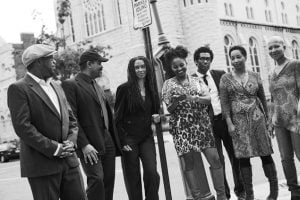 Groundbreaking Poetry Troupe Reconvenes in Washington