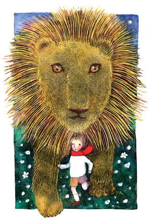 Scary Squeeze Stuffed Animals, Aslan Leaps Into Action In The Lion The Witch And The Wardrobe Washingtonian Dc