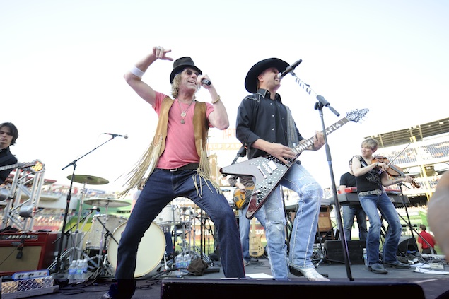 Big & Rich Bring Southern Flair to Nationals Park