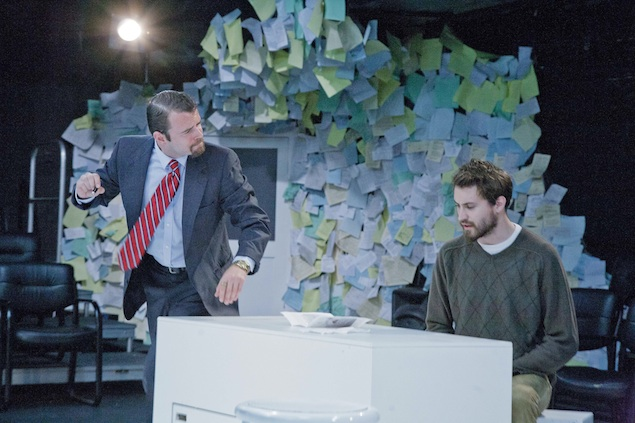 """Theater Review: """"Suicide, Incorporated"""" at the H Street Playhouse"""