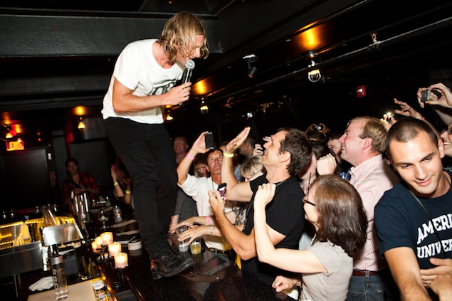 Switchfoot Rocks Out at LivingSocial's Event Space