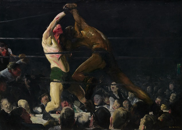 "Art Review: ""George Bellows"" at the National Gallery of Art"