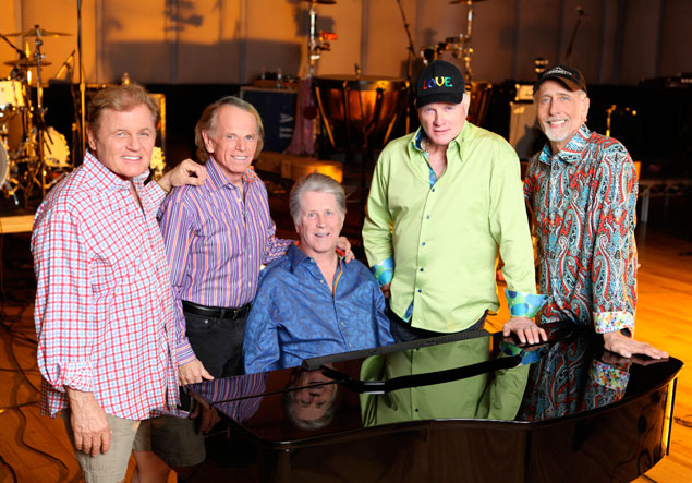Win Tickets to See the Beach Boys This Friday