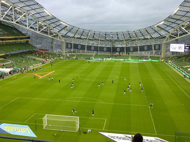 Where to Watch Euro 2012 in Washington