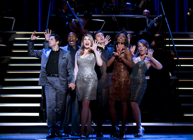 """Theater Review: """"First You Dream: The Music of Kander & Ebb"""" at the Kennedy Center"""