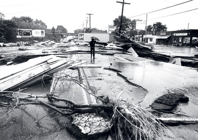 Retrospective: The Damage Caused by Hurricane Agnes